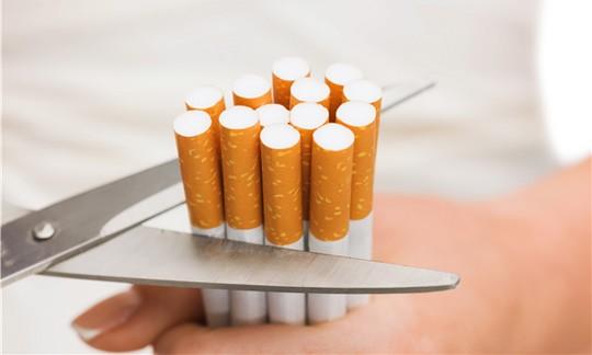 금연은 필수입니다.