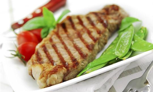 단백질이 부족해지지 않도록 식단에 신경써주세요